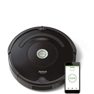 €199.9(原价€349) 5折惊爆价iRobot Roomba 671 Wi-Fi 扫地机器人 特价5折啦