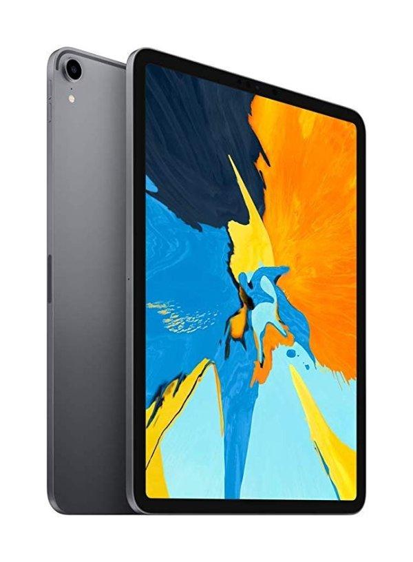 iPad Pro (11-inch, Wi-Fi, 512GB) 灰色