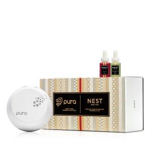 NEST Fragrances智能香薰蜡烛套装