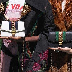 低至6折 收网红运动鞋Gucci 精选美包、美鞋热卖