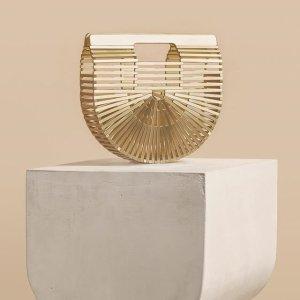 低至5折+额外8折 凹造型神器降价:Cult Gaia 网红度假包专场 时髦与仙气并存