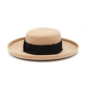 Eugenia KimJulian Mohair-羊毛帽