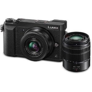 Panasonic DMC-GX85 + 12-32 &45-150mm Lens + SD + Accessories