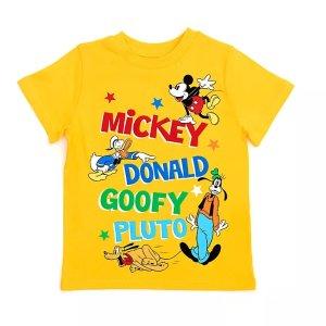 Disney儿童T恤