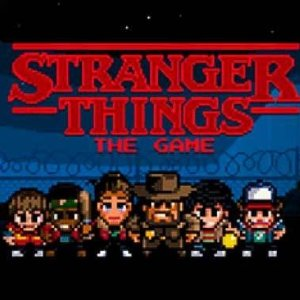 "Free Game""Stranger Things"" for iOS/Android"