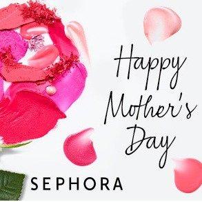 买$100赠$20 已售罄Sephora 母亲节电子礼品卡满赠优惠