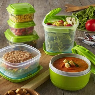 $19.34Fresh Selects Portion Container Set, 17-Piece