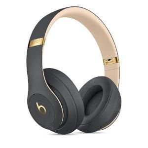 $200(原价$399.94)Beats Studio 3 时尚无线耳机 5折收暗影灰