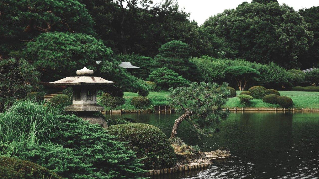 法国竟然也有这么多美丽又安静的日式花园,快来看看换个心情吧!