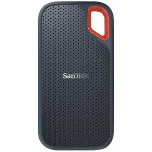 SanDisk 闪迪 Extreme Portable SSD固态硬盘500GB