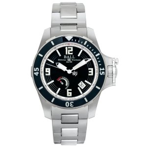 BallEngineer Hydrocarbon Stainless Steel Automatic Men's Watch PM2096B-S2J-BK