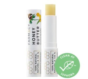 Honey Butter Beeswax Lip Balm - Farmacy | Sephora