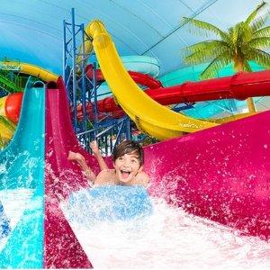 低至$25.89尼亚拉加瀑布区 Fallsview 室内水上乐园 门票特价