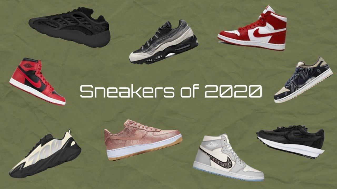 盘点:2020年球鞋发售信息 | 今年最受关注、最值得入手的球鞋都在这里啦
