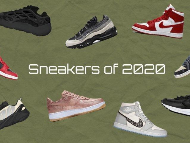 盘点:2020年球鞋发售信息 | ...