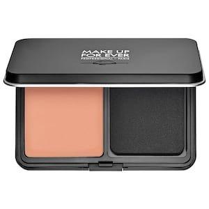 Matte Velvet Skin Blurring Powder Foundation - MAKE UP FOR EVER | Sephora