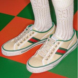 3.5折起+最高再减$100Jomashop 鞋履专区 入封面Gucci款 小脏鞋、Fila仅$42