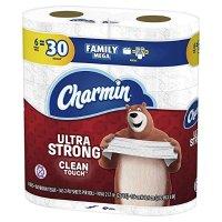 Charmin 卫生纸超值6卷装 相当于普通30卷