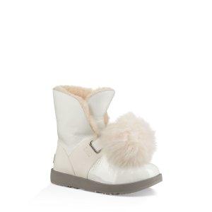 UGG Australia(UGG)毛球雪地靴