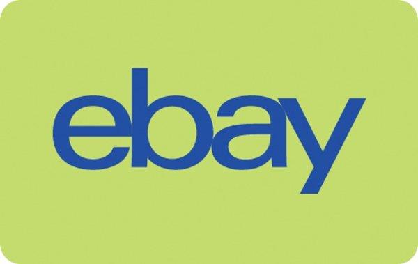 eBay电子礼卡