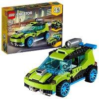 Lego Creator系列 3合1火箭拉力赛车 31074 ,241片