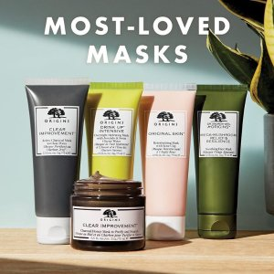 $20 Off with $45 PurchaseDealmoon Exclusive: Origins Masks Shopping Event