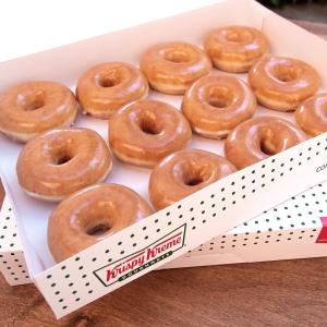 Dozen Doughnuts BOGOKrispy Kreme New Rewards Members