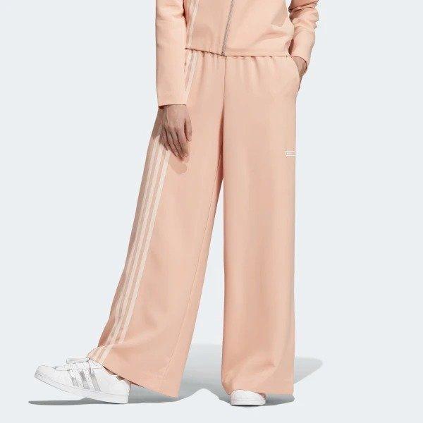 女款阔腿运动裤