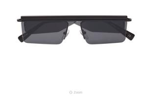 THE FLEX 1702121 SATIN BLACK SMOKE MONO - Le Specs | Le Specs - LIVE. LOVE. LE SPECS.