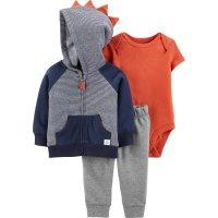 Carter's 婴儿三件套