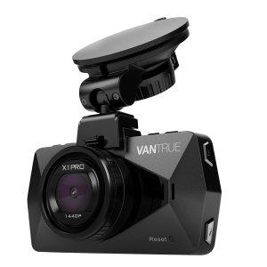 $64.99(原价$249.99)Vantrue X1 1080P 行车记录仪