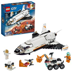 LegoCity Space Mars Research Shuttle 60226 Space Shuttle Building Kit