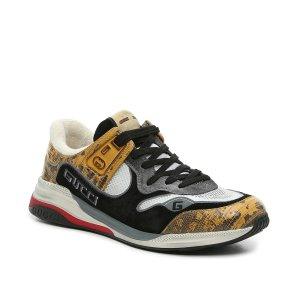 Gucci金钟仁同款 官网定价$790新款男士运动鞋