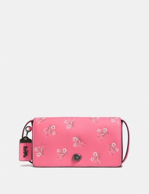 Dinky With Floral Bow Print | COACH