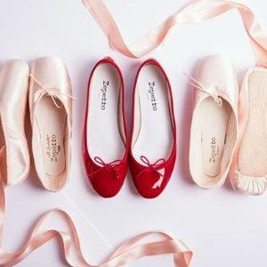 低至6折 乖巧可爱,超显气质Repetto 精选美鞋热卖 收经典芭蕾鞋