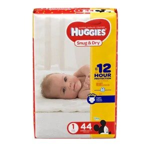 HuggiesSnug & Dry Diapers