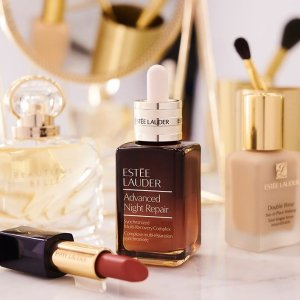 Free 7-pc GiftEstee Lauder Skincare and Beauty Hot Sale