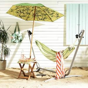 低至6折 抱枕套$3.5IKEA 户外及庭院家居夏季热卖 $19收封面款沙滩折叠椅