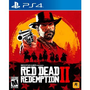 Red Dead Redemption 2 PS4 / Xbox One