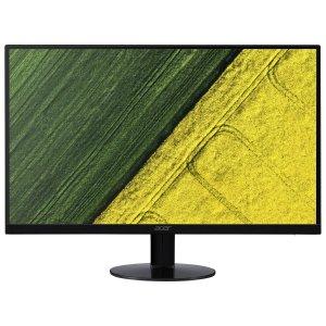 $139.99(原价$199.99)Acer 宏碁 23.8'' 75Hz 4ms 市面上最便宜的同类游戏显示屏