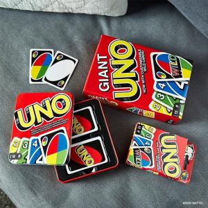 4.4折现价€6.81 (原价€15.99)Uno 桌游卡牌特价 全家一起更欢乐 聚会打发时间必备