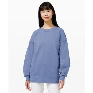 LululemonPerfectly Oversized Crew | Women's Shirts | lululemon