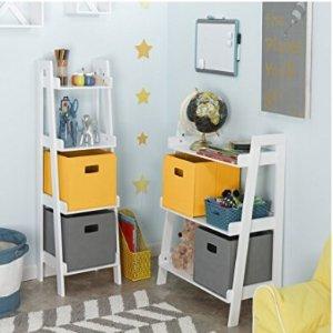 RiverRidge Kids 2 Piece Soft Storage Bins
