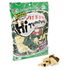 低至£1.8Amazon 泰国小老板海苔 香香脆脆健康零食