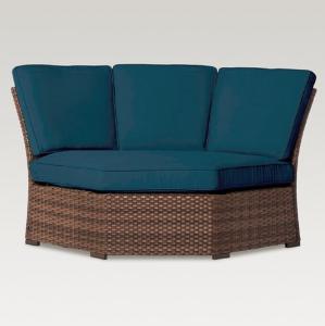 $181.98Halsted Wicker 户外沙发促销 三色可选
