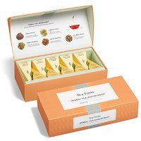 Tea Forte 5种口味草本茶混合礼盒 10包