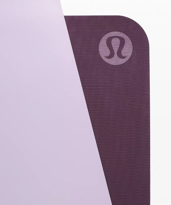 The Reversible Mat 5mm香芋紫瑜伽垫