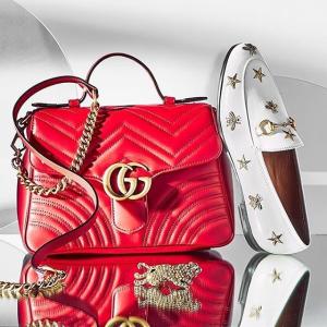 低至6折 Gucci圆饼包$1179独家:Gilt 经典大牌鞋履、包包闪购专场 BBR帆布包包$999