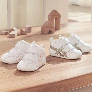 直邮含税到手价$69起日亚史低价:ASICS 爱世克斯学步鞋 帮助宝宝走好人生第一步