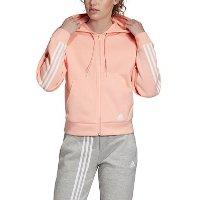 Adidas 女士三条杠运动外套